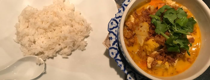 Tom Yam (Tom Yam by Walking Thai) is one of Brussels.
