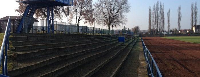 Spreewaldstadion is one of Orte, die Lutz gefallen.