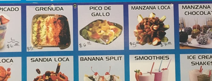 Raspados Colima is one of Mayleaさんのお気に入りスポット.