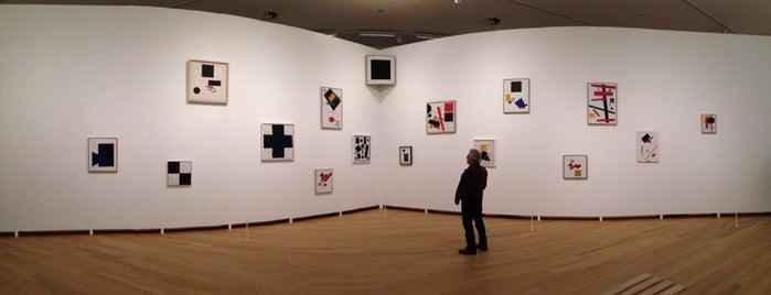 Stedelijk Museum is one of The Nederlands.