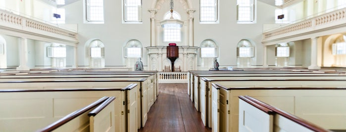 Old South Meeting House is one of Boston: Fun + Recreation.