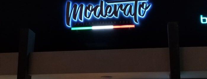 Moderato is one of Lugares favoritos de Nelson V..