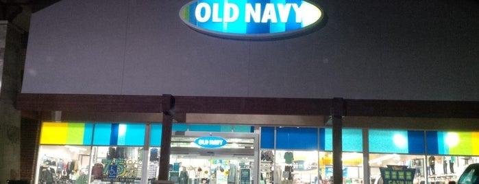 Old Navy is one of Posti che sono piaciuti a Kristen.