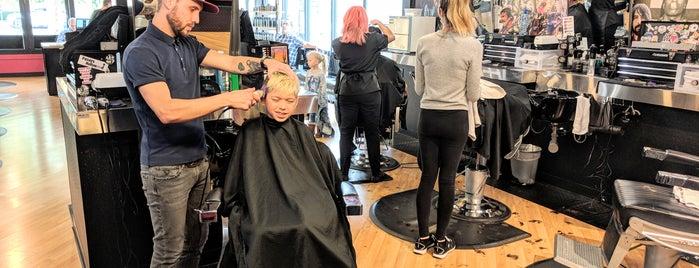 Floyd's 99 Barbershop is one of Orte, die Melissa gefallen.