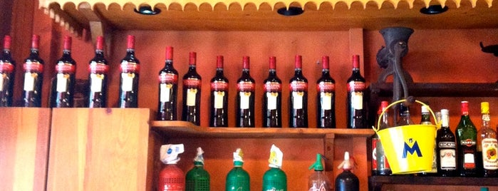 Bodega de Jordi is one of Vermut.