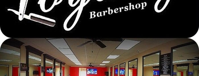 Loyalty Barber Shop is one of Locais curtidos por Tim.