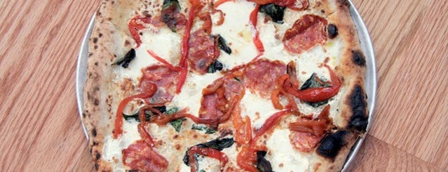 Roberta's Pizza is one of NYC Pizza.