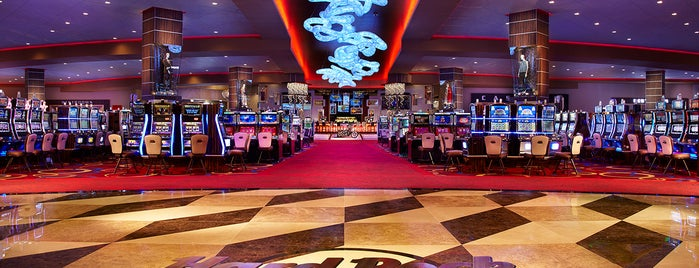 Hard Rock Rocksino Northfield Park is one of Hard Rock Hotels.