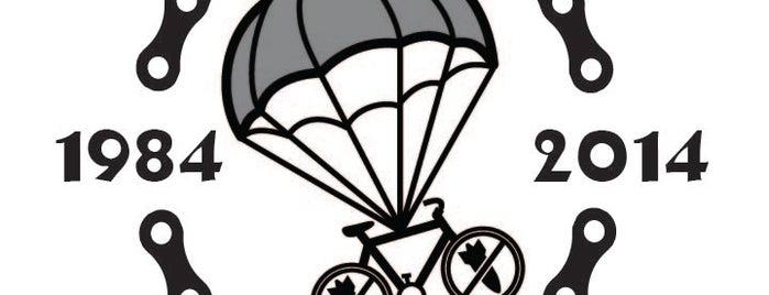Bikes Not Bombs (Hub) is one of Matty 님이 저장한 장소.