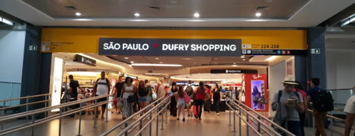 Duty Free Dufry is one of Lugares guardados de Vinicius.