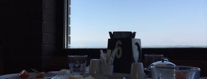 Altınoluk Kahvaltı & Restaurant is one of izzzzmr.
