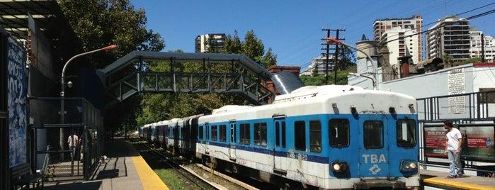 Estación Belgrano C [Línea Mitre] is one of Buenos aires.