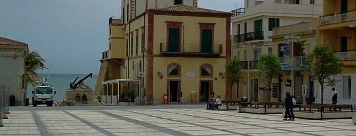 Piazza Duca Degli Abruzzi is one of SICILIA - ITALY.