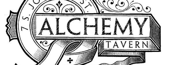 Alchemy Tavern is one of Locais curtidos por Laura.