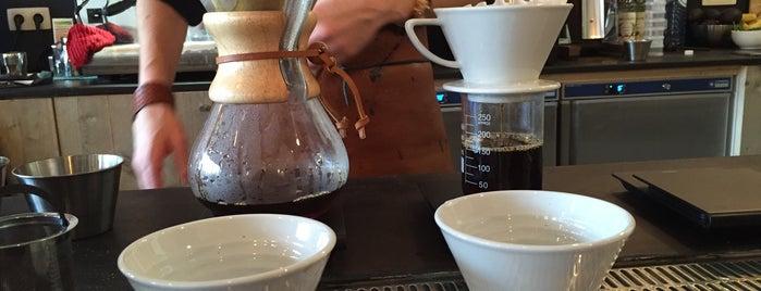 OR Coffee is one of Posti salvati di Kevin.