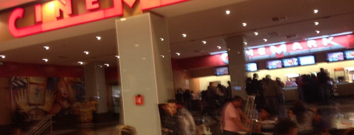 Cinemark is one of Rolê cinematográfico em SP.
