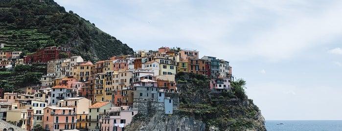 Manarola is one of Ligurie et Cinque Terre.