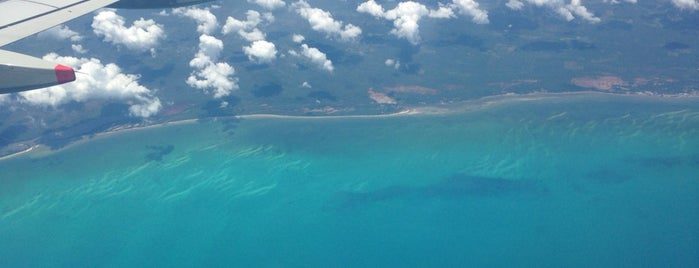 Aeropuerto Internacional de Cancún (CUN) is one of Wanderlust.