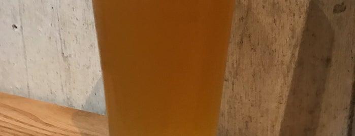 Abe Bond Craft Beer Kitchen is one of Tempat yang Disukai まるめん@下級底辺SOCIO.