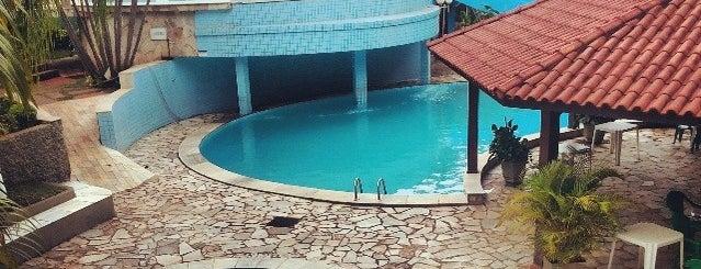 Hotel Vilage Inn is one of Biergarten.