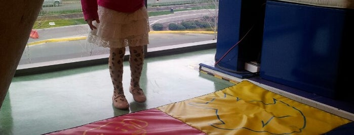 Pediatría is one of Tempat yang Disukai Catherine.