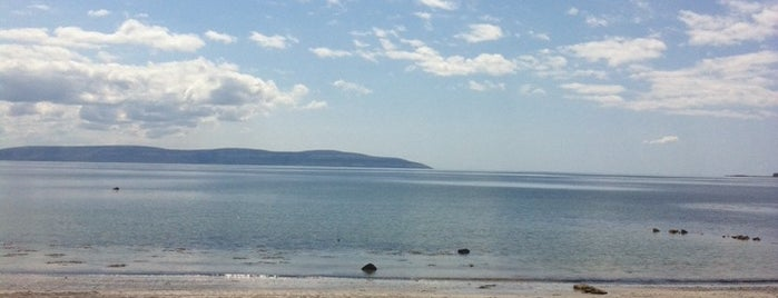Salthill Beach is one of Summer 2014.