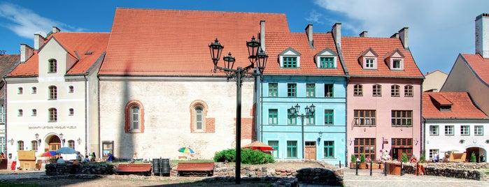 Dekoratīvās mākslas un dizaina muzejs is one of Riga.