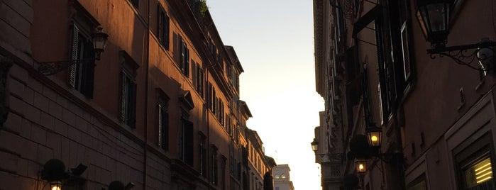Via del Babuino, 49 is one of Rome.