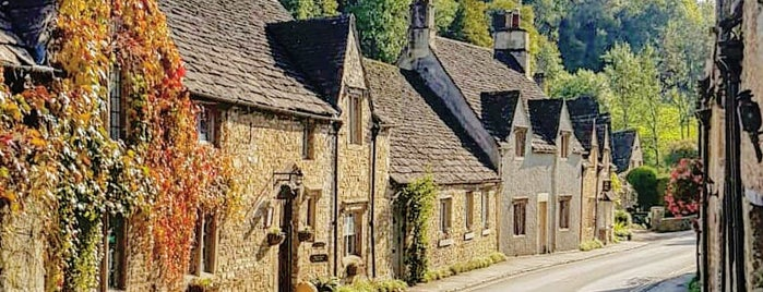 Castle Combe is one of Part 1 - Attractions in Great Britain.