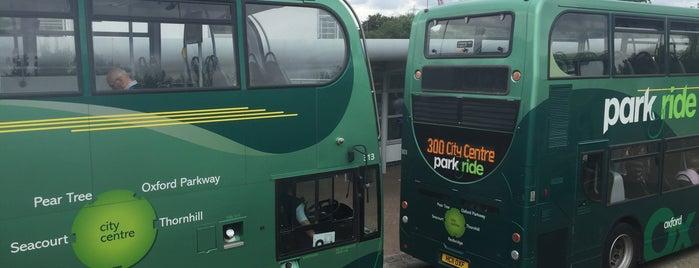 Redbridge Park & Ride is one of mamma.