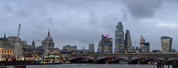 The Southbank Observation Point is one of London.