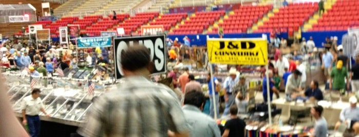 Travis County Expo Center is one of ATXPlaces2GO/Things2DO.