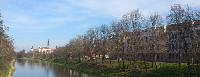 Klášterní Hradisko is one of Experience Olomouc like a locals!.