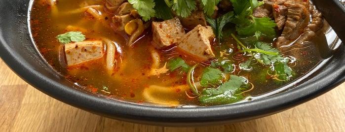 My Noodles is one of Locais curtidos por Maya.