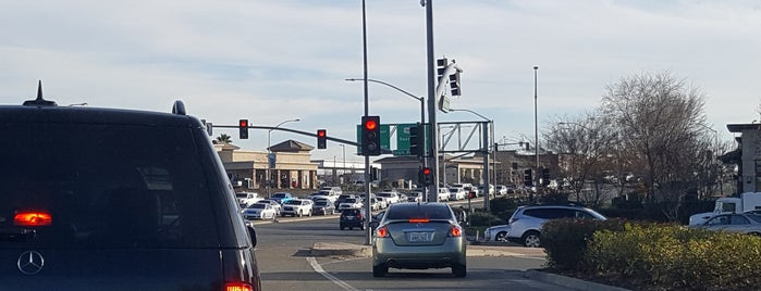 US Highway 50 & East Bidwell Street / Scott Road is one of roads.