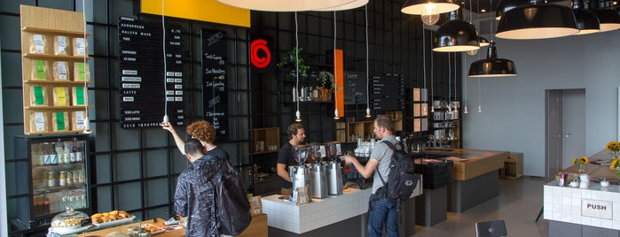 Coffeecompany is one of Amsterdam.