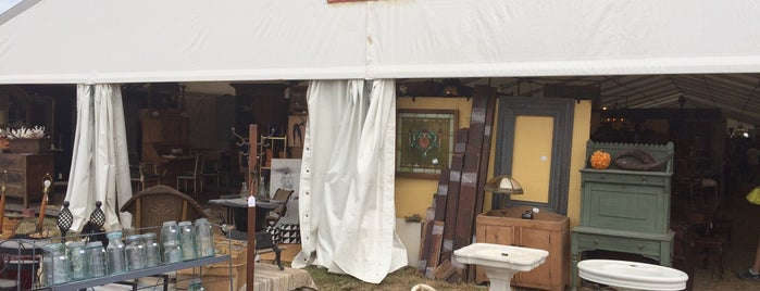 Marburger Farm Antique Show is one of TX 🤠.