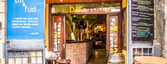 Bir & Fud is one of Rome.