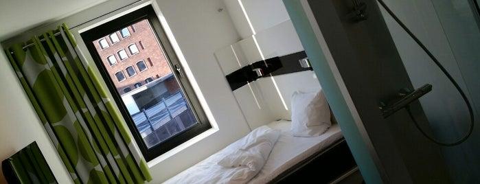Wakeup Copenhagen is one of Lieux qui ont plu à Patrick.