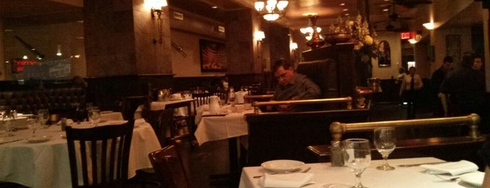 Statler Grill is one of Silicon Alley.