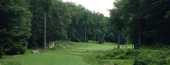 The Golf Course at Glen Mills is one of Lugares favoritos de Christopher.