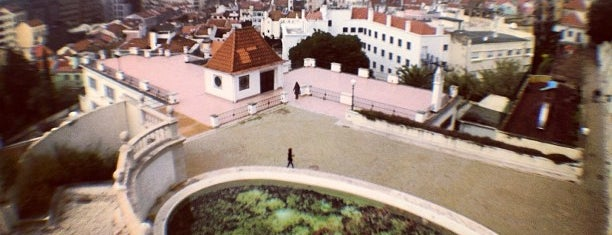 Jardim do Torel is one of Lisboa Moderna.