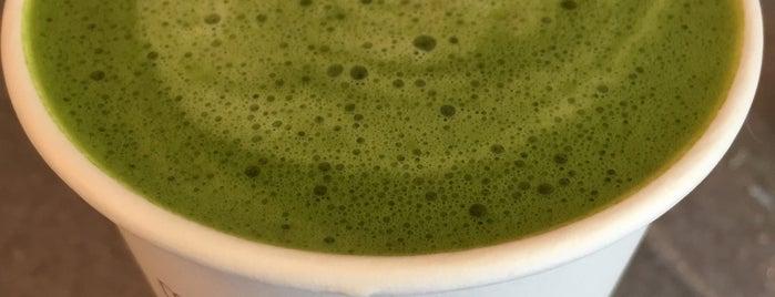 Matcha Cafe Wabi is one of NYC Coffee.