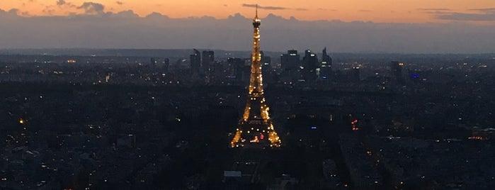 Aussichtsplattform des Tour Montparnasse is one of Paris.