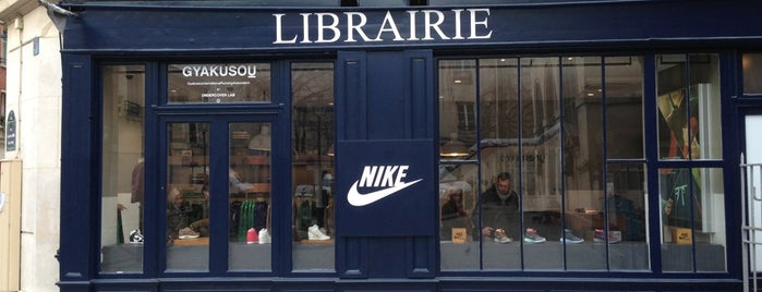 Nike LAB P75 is one of Paris.