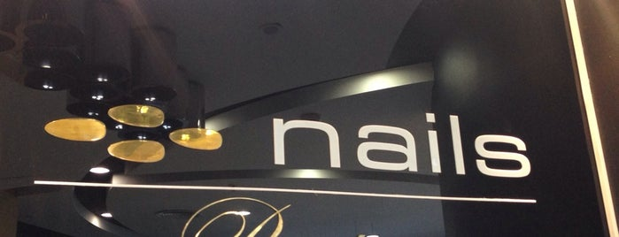Nails Boutique is one of Where to go in Doha.