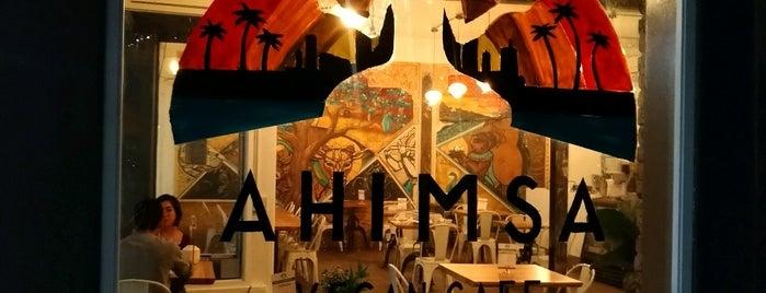 Ahimsa Vegan Kitchen is one of Organic LA.