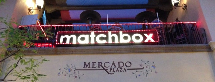Matchbox - Palm Springs is one of Places to eat.