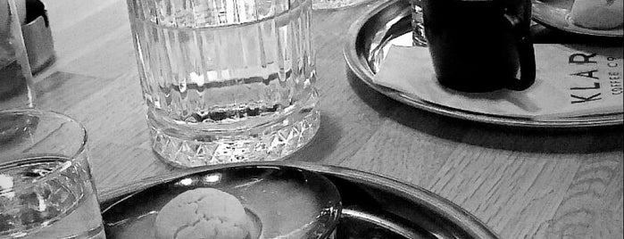 Klar Coffee Co. is one of Locais salvos de Aydın.