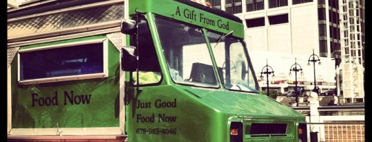 Food Truck Wednesday at Underground Atlanta is one of Feed Me, Atlanta!!.